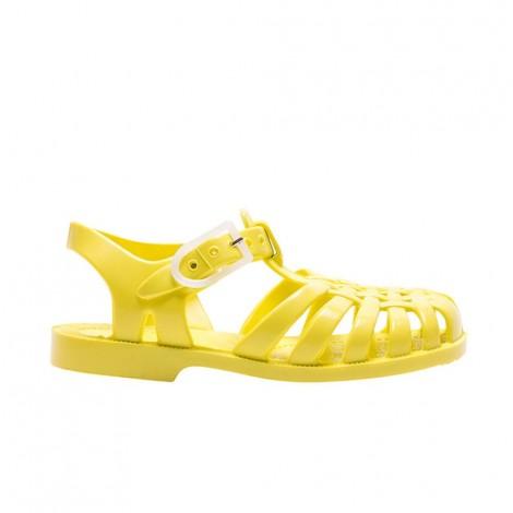 Sandales Sun Jaune
